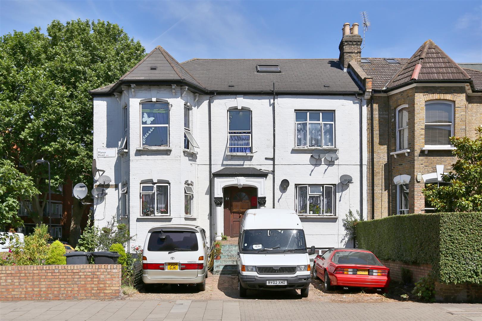 7 Bedrooms House for sale in Manor Road, London
